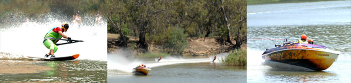 Southern 80 on the Murray River